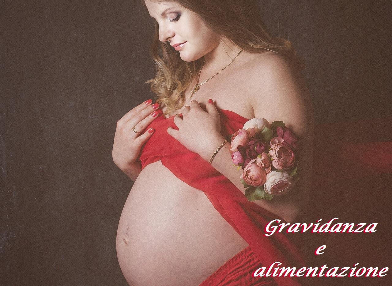 gravidanza e alimentazione