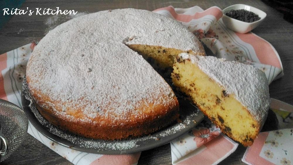 torta soffice con ricotta