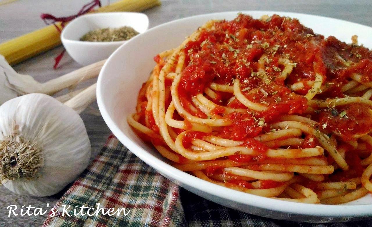 spaghetti alla Bakunin
