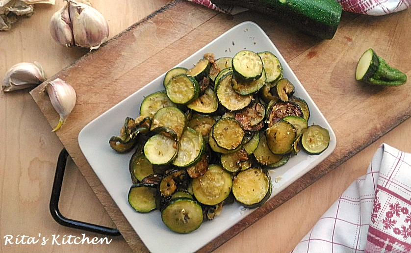 zucchine alla marinara
