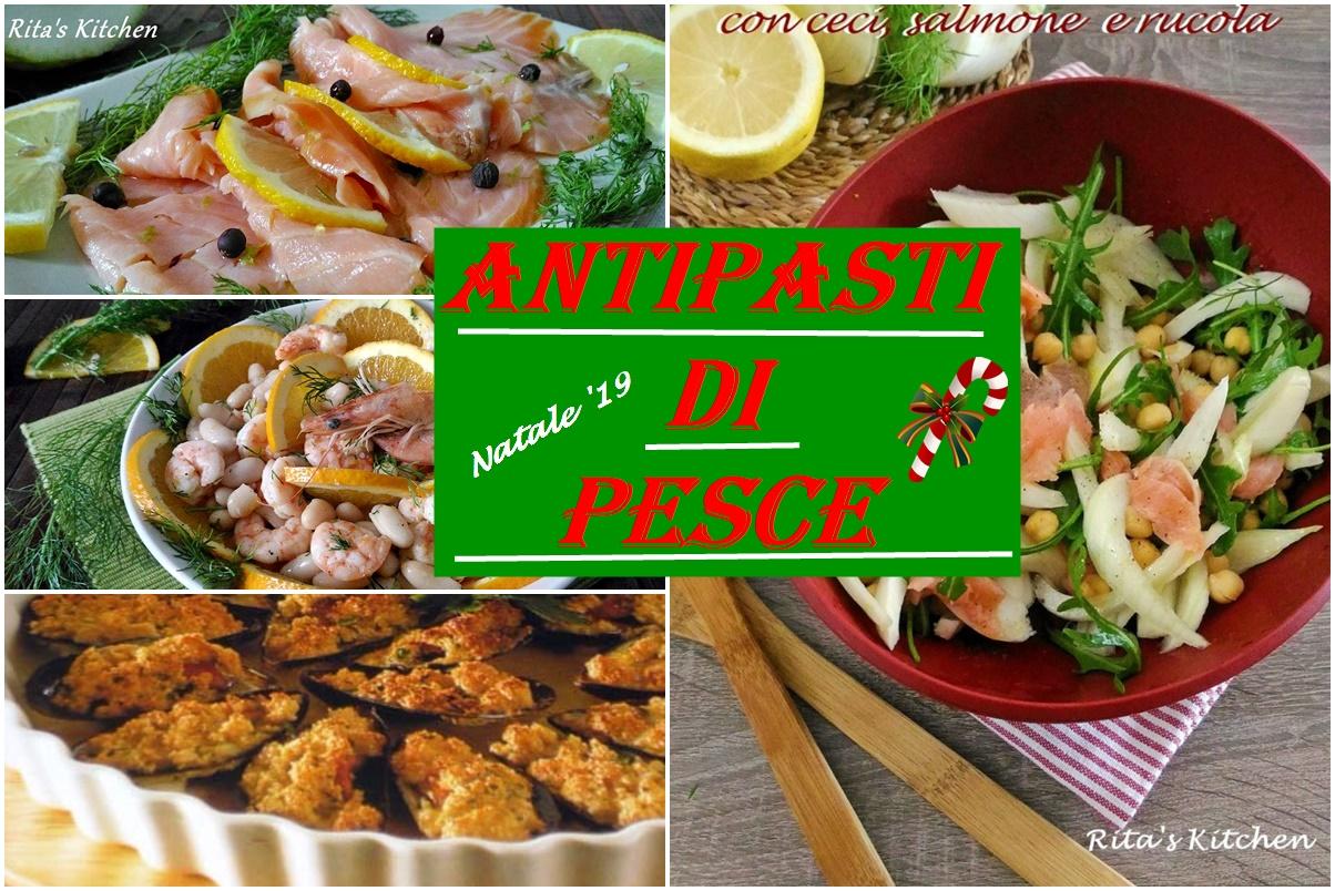 Antipasti Di Pesce Natale.Antipasti Di Pesce Natale 19 Rita S Kitchen