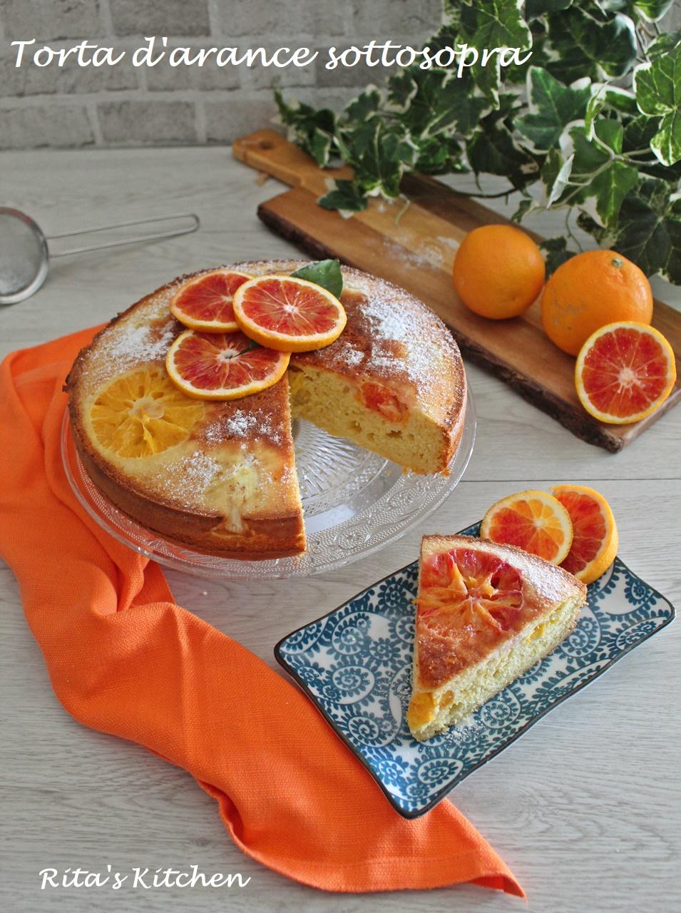 torte d'arance